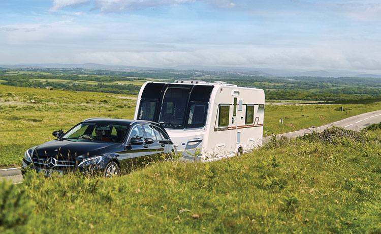 Bailey Unicorn 4 | Stowford Caravan Centre