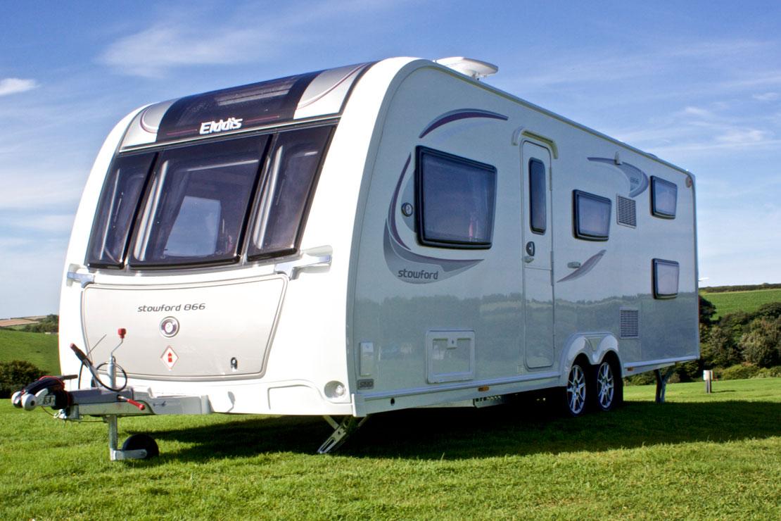New caravans | Stowford Caravan Centre