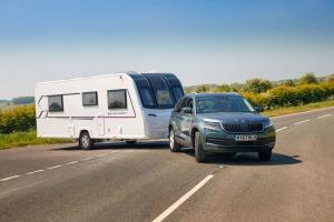 Bailey Stowford ST Caravan