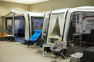 Awnings On Show For Sale
