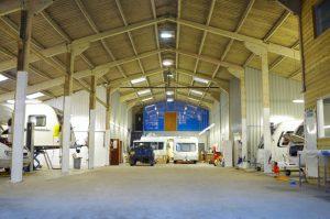 Caravan and Motorhome Workshop