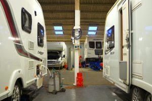 Pre-Owned Caravans PDI