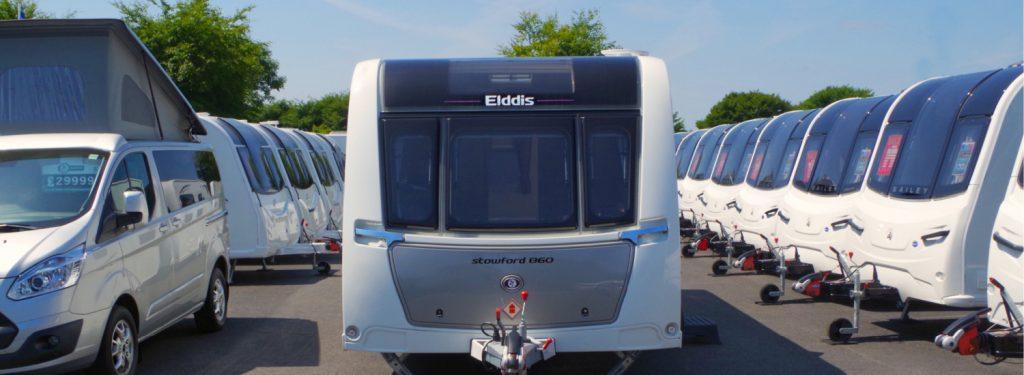 Caravans for Sale North Devon