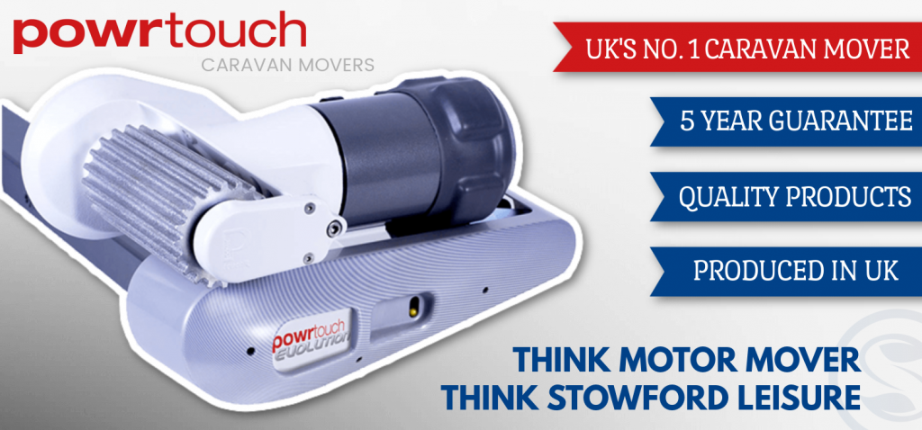 New Powrtouch Motor Mover Fitter Devon